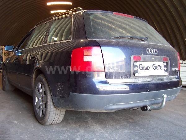 AUDI A6, sedan, kombi, także 4WD (97-04)