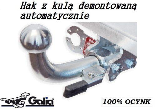 AUDI A3 Sportback 5 drzwi (od roku 2004)
