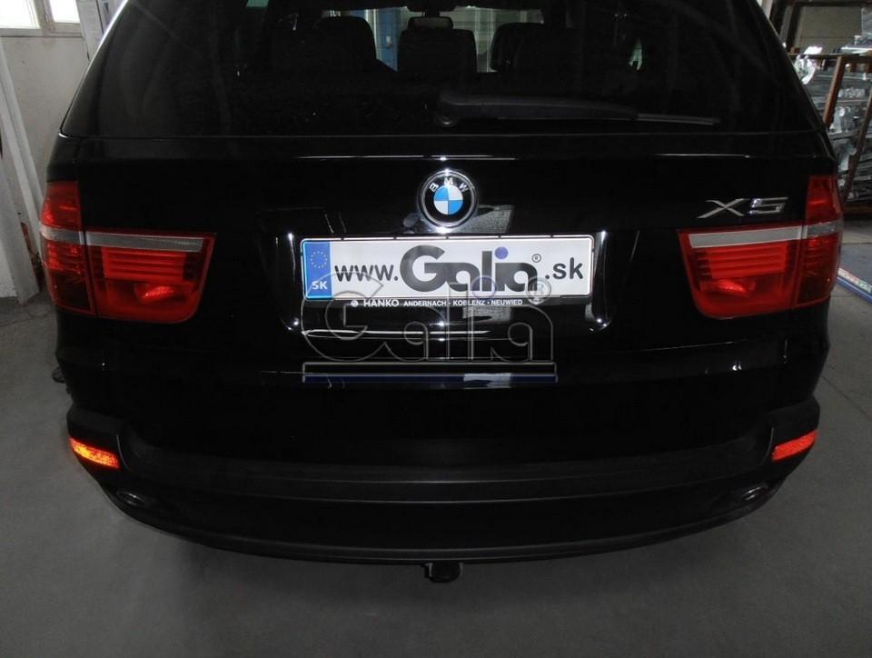 BMW seria X5, (od 2007r.)