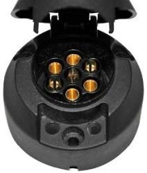 Wiązka elektryczna z gniazdem 7 pin