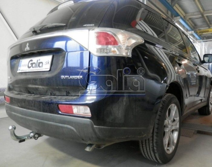 Mitsubishi Outlander (od 2012r.)