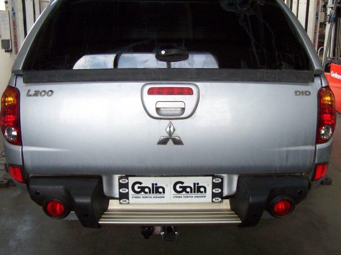 Mitsubishi L200 - wszystkie modele (od 1996r.)