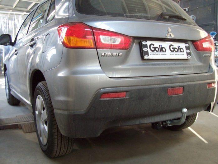 Mitsubishi ASX (od 2010r.)