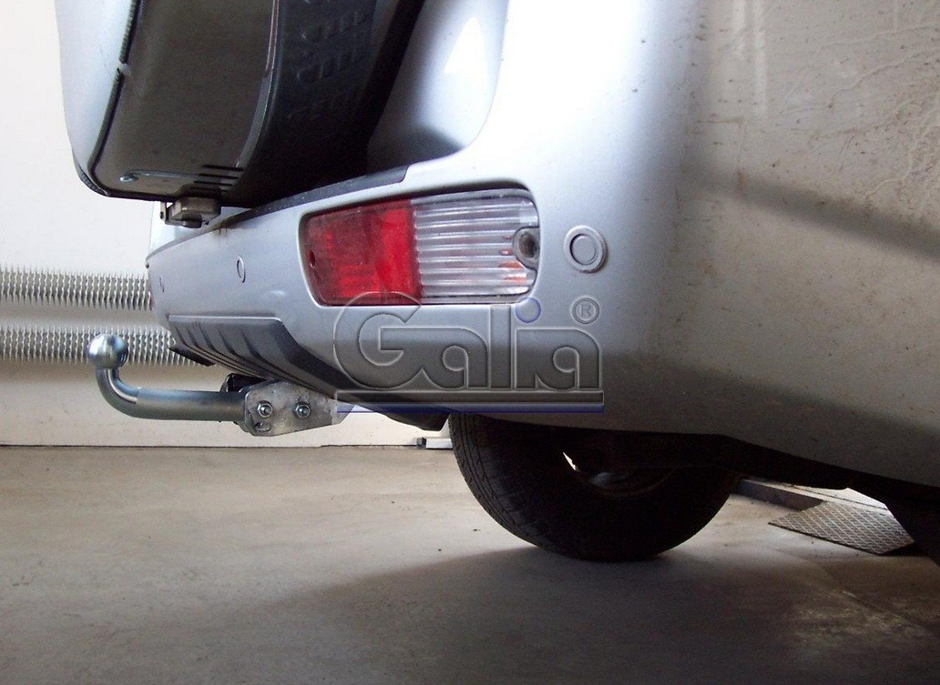 Mitsubishi Pajero 3 i 5 drz. (od 2000r.)
