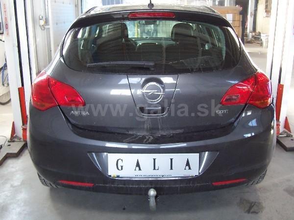 Opel Astra J htb. (od 2009r.)