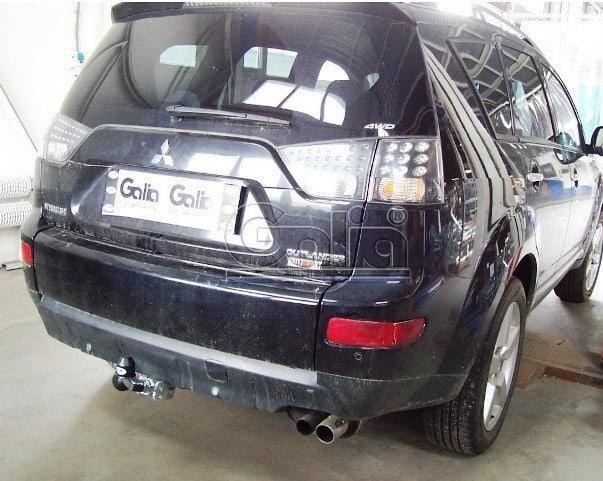 Peugeot 4007 (od 2007r. do 2012r.)