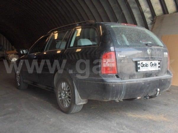 Skoda Octavia I 4x4 sedan i kombi (od 1998r. do 2003r.)
