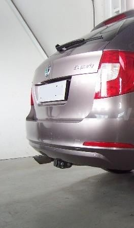 Skoda Superb II sedan, kombi (od 2008r. do 2015r.)