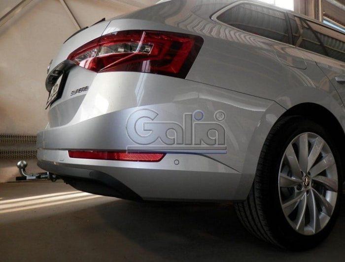 Skoda Superb III sedan, kombi (od 2015r.)