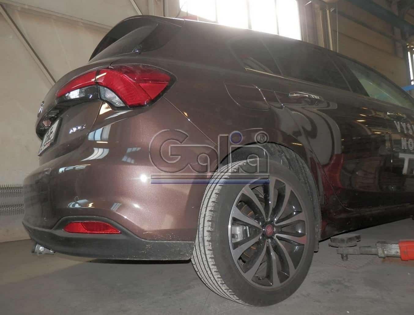 Fiat Tipo htb. (od roku 2016)