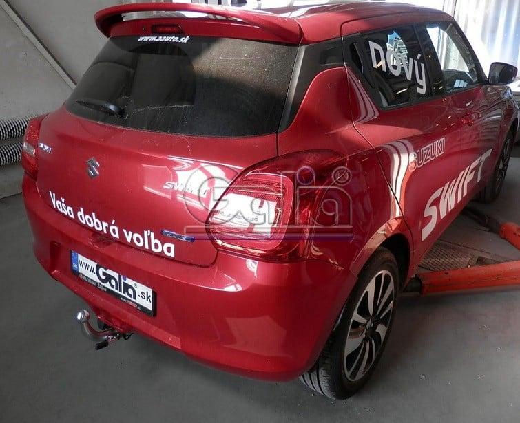 Suzuki Swift htb. 2WD (od 2017r.)