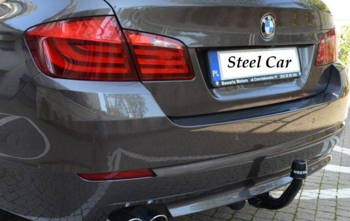 Haki holownicze. Montaż haków holowniczych e7daabd2027e7722246216f74978cc5ab9423915_BMW-5-z-hakiem-Westfalia-1-700x441 Steelcar