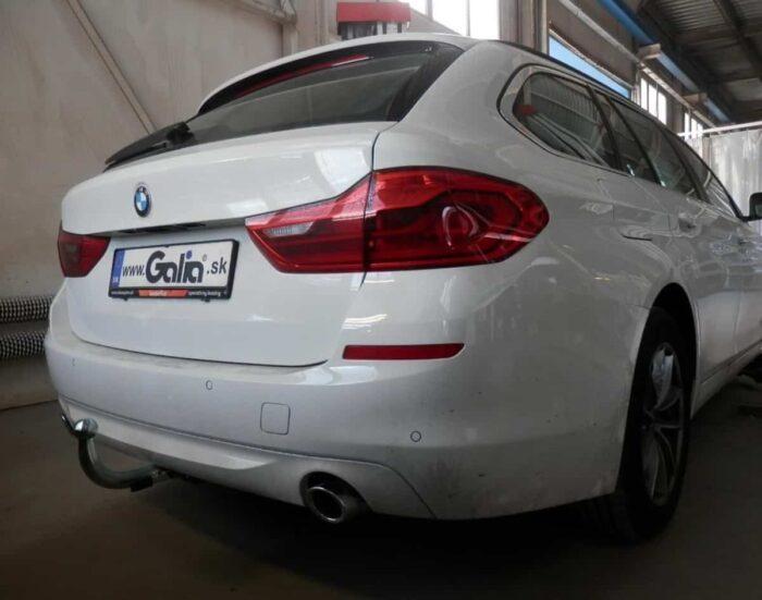 hak holowniczy BMW galia
